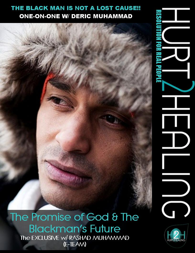The Promise of God and the Blackman's Future – Exclusive w/ Rashad Muhammad