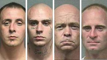 Hate Crime Charges Against Members of the Aryan Nation