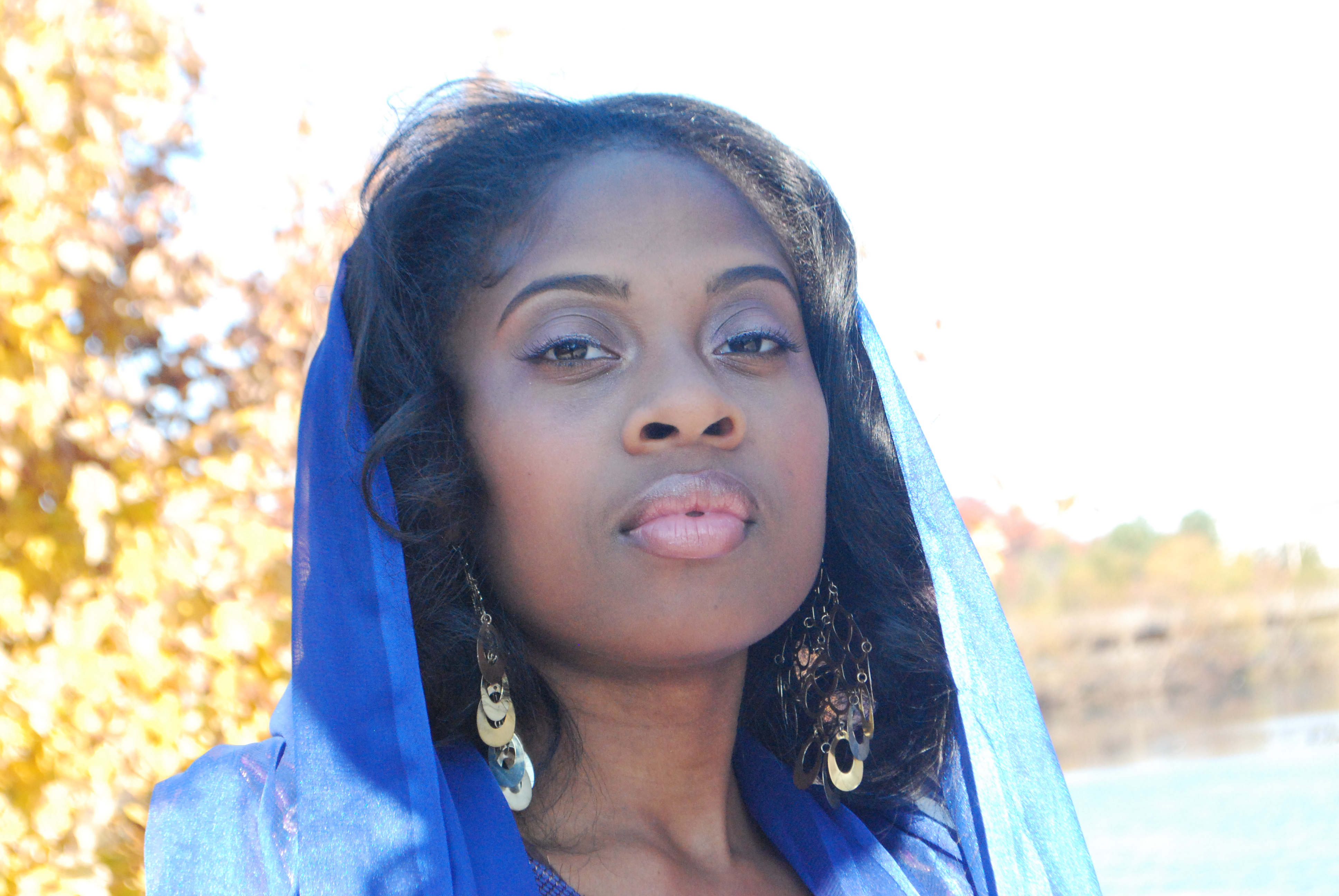 Interview with songstress Akilah Nehanda Muhammad