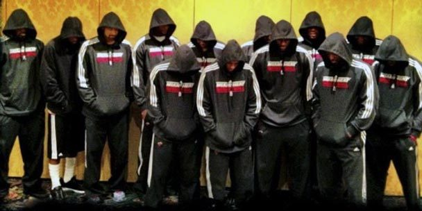 The 'Hoodie Experiment'