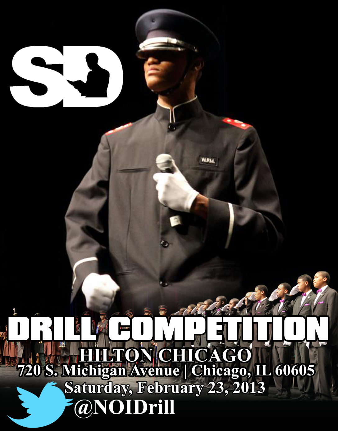 [Watch] Saviours' Day 2013 National Drill Competition Promo