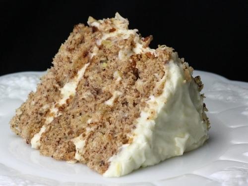 Banana Hummingbird Cake