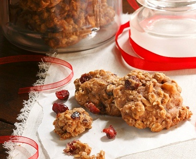Navy Bean Oatmeal Chocolate Chip Cookies