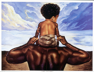 African Fathers Day Cards a Fatherless Father's Day Card