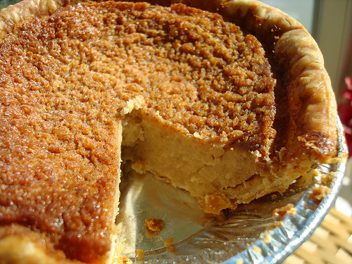 The Awesome Navy Bean Pie