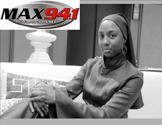 Men & Domestic Violence: Interview w/ Ebony S. Muhammad on Max 94.1