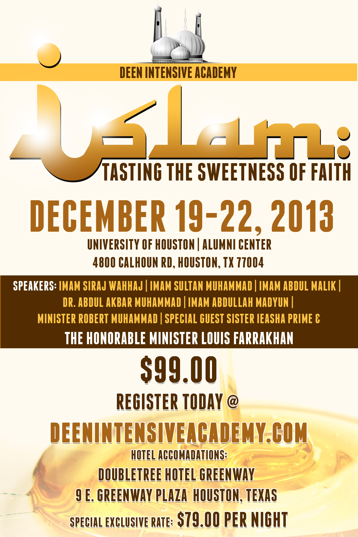 Deen Intensive Academy Comes to Houston