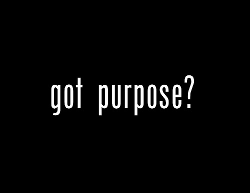 A Purpose-Driven 2014