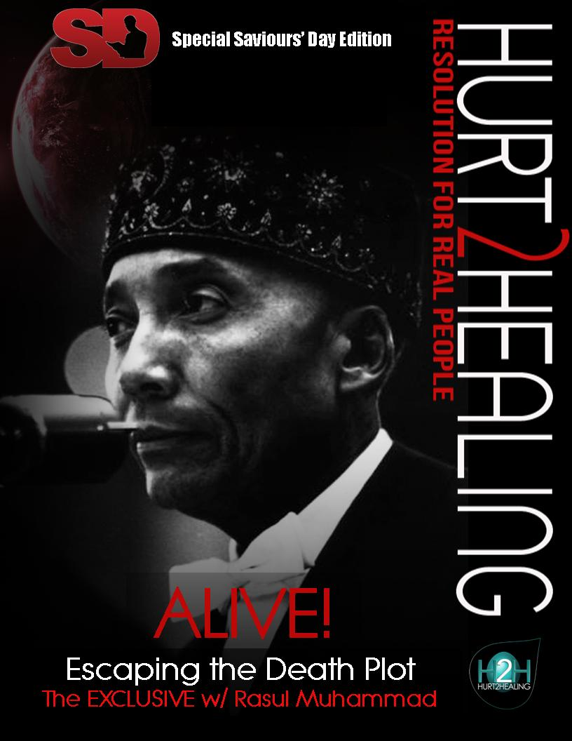 ALIVE! Escaping the Death Plot: The Exclusive w/ Rasul Muhammad