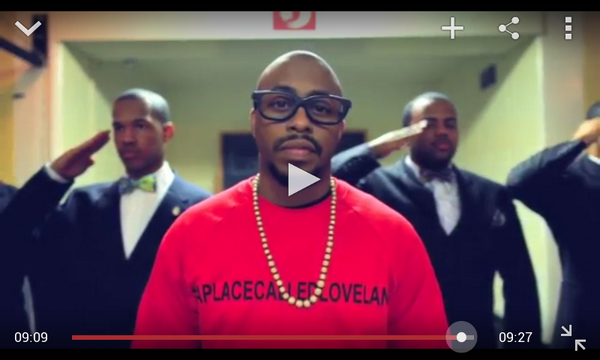 [VIDEO] FINAL CALL (Saviours' Day) by Raheem Devaughn f/ Rhymefest