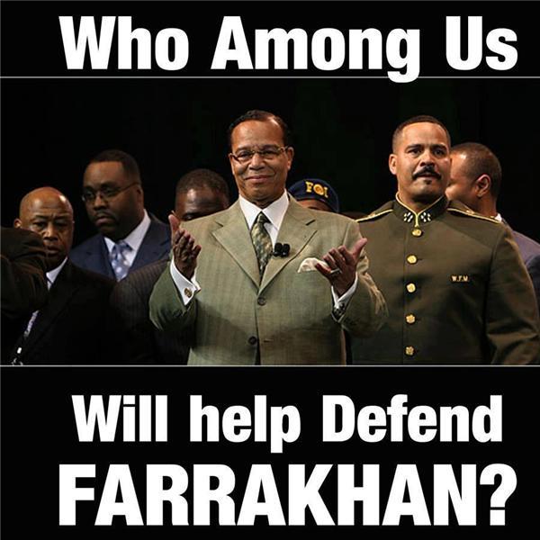 Defending Farrakhan: The Mis-Use of Photoshop & Media Manipulation