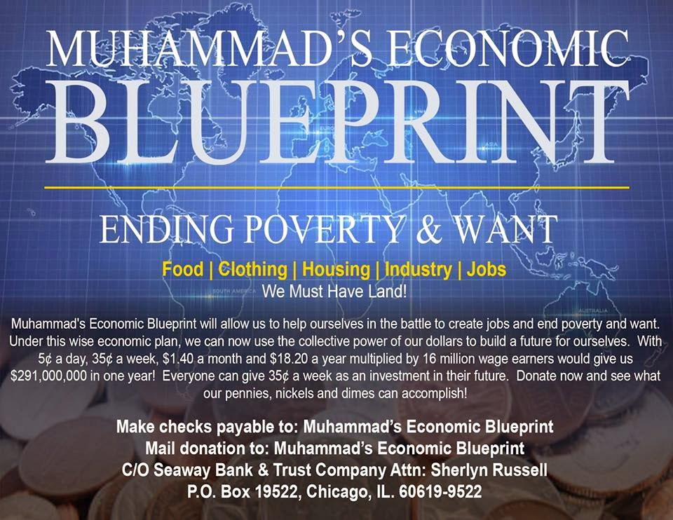 Economic Blueprint