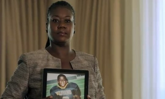 Trayvon Martin's Mom: 'If They Refuse to Hear Us, We Will Make Them Feel Us'