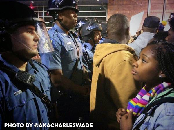 "#FergusonOctober Weekend of Resistance : ""It is our duty to fight for our freedom…"""
