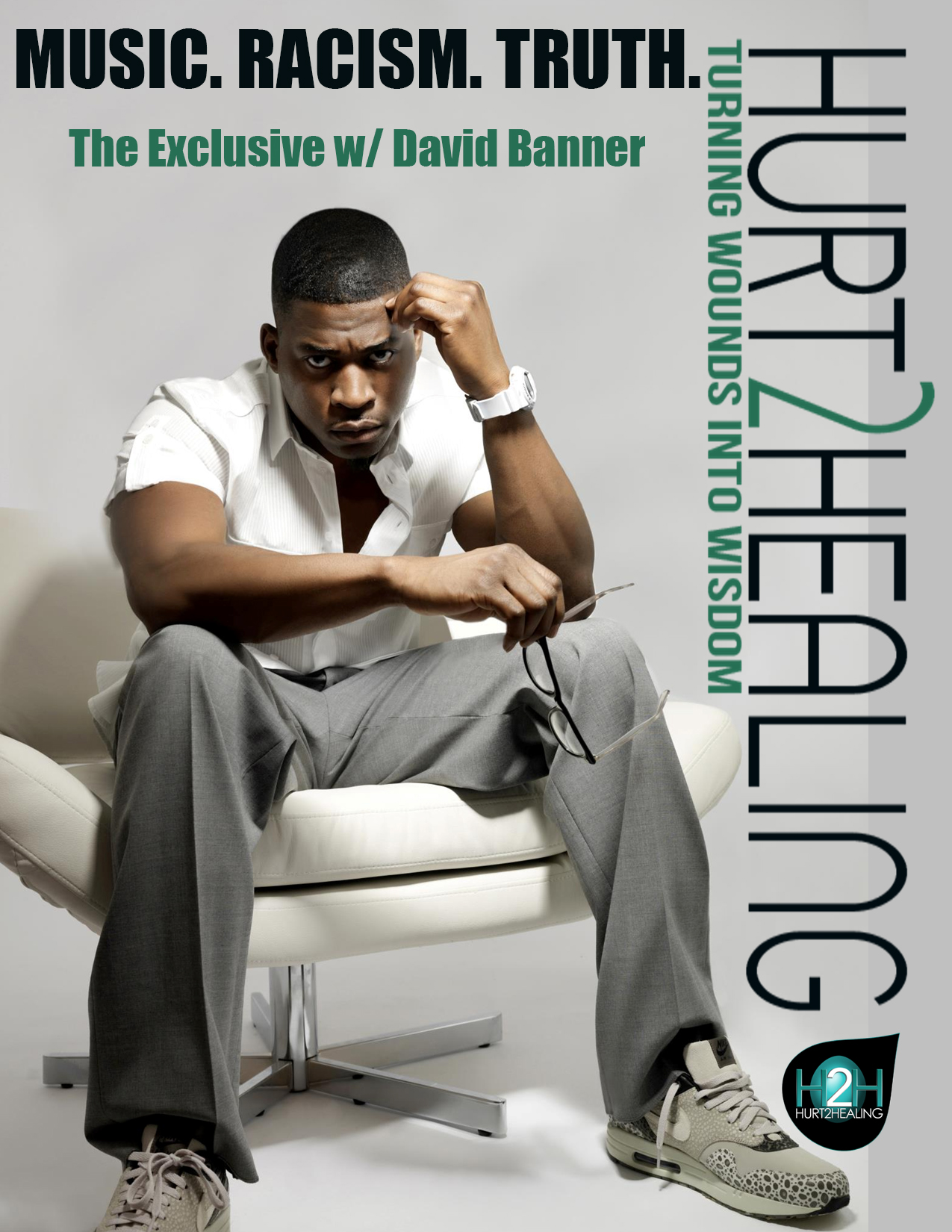 MUSIC. RACISM. TRUTH. – The Exclusive w/ David Banner