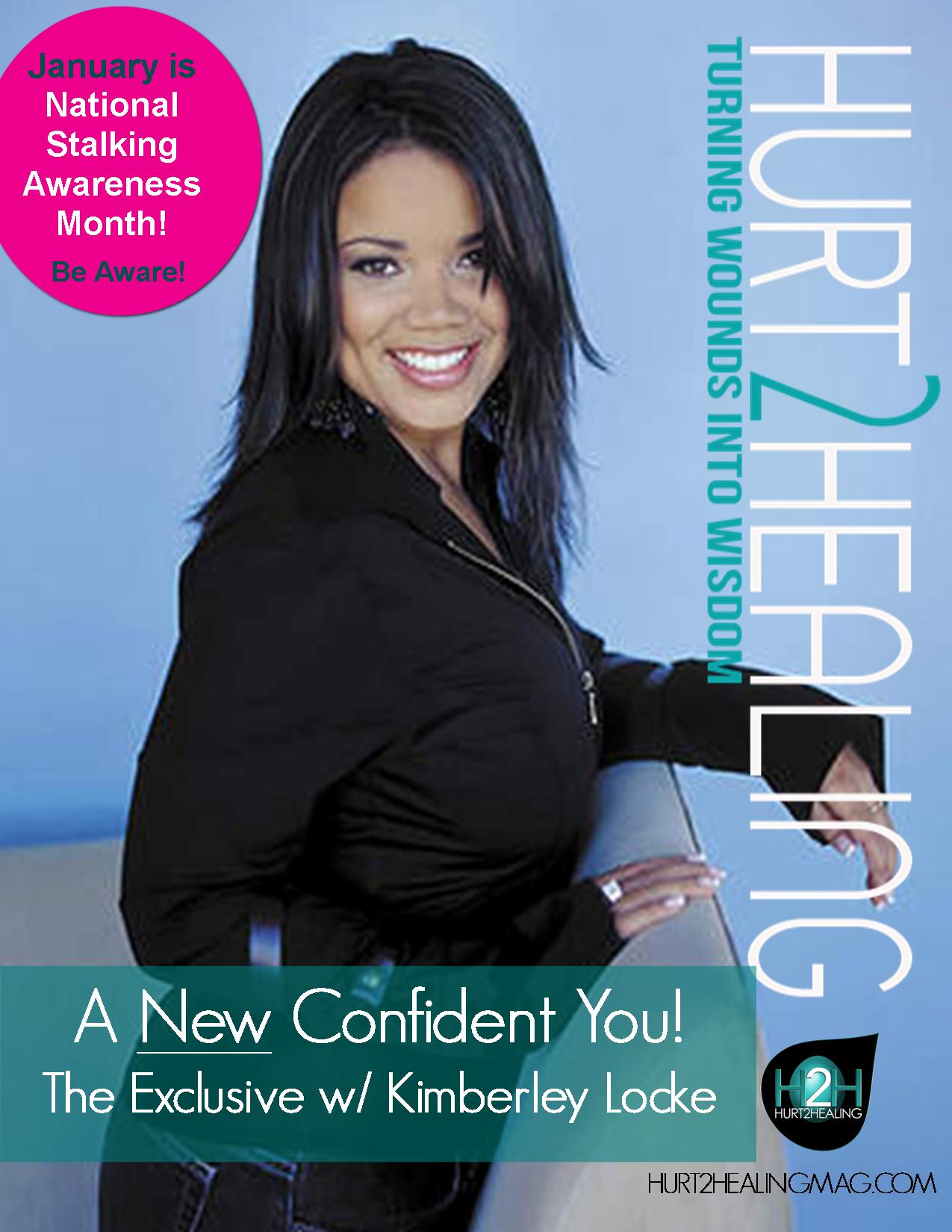 [New Cover] A New Confident You! The Exclusive w/ Kimberley Locke