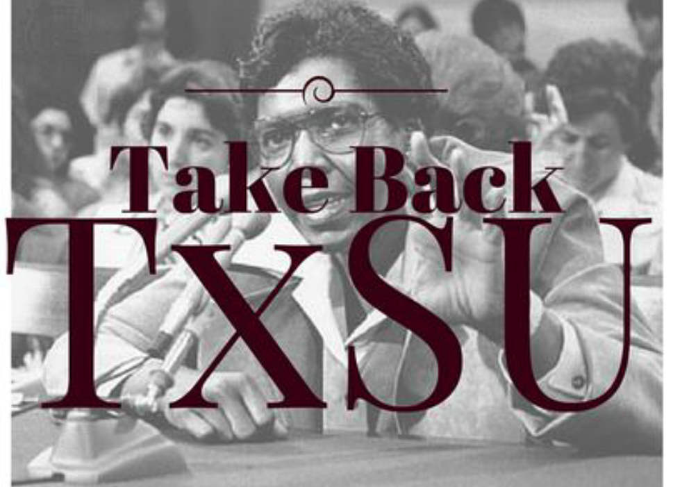 Texas HBCU Students Homeless and Excluded from Recruitment Video? #TakeBackTxSU