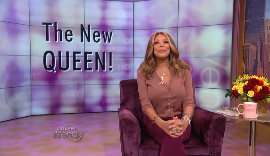 "[WATCH] Wendy Williams Advises Beyonce & Others to Cover Up Their ""Popularity"" to be A Queen!  #CoveredGirl"