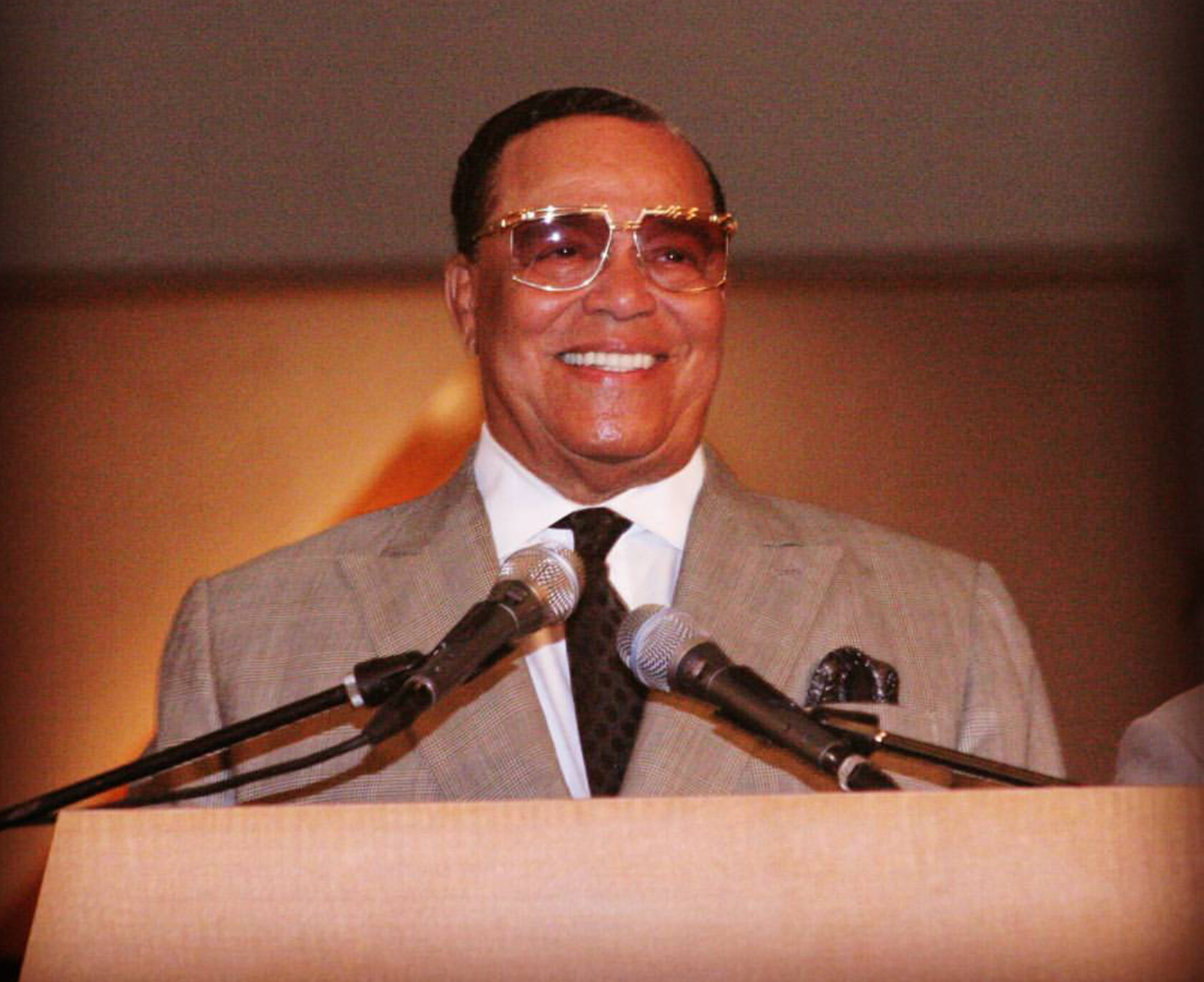 [Special Saviours' Day Tribute] The Minister is such a beautiful person, inside and out.
