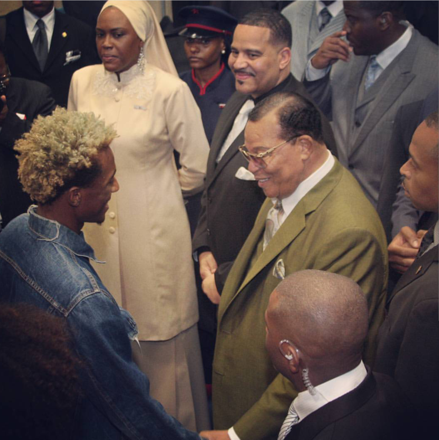 Farrakhan- A Man Worthy to Protect with My Life: A Response to Kwame Rose from LaShonda Muhammad