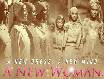 EXCLUSIVE: The Islamic Fashion Weekend in Atlanta w/ Carmen Muhammad