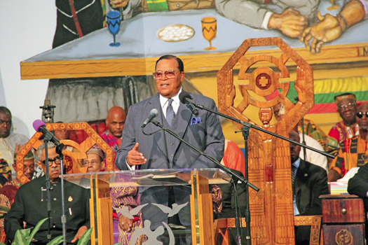 State of Emergency – The Hon. Minister Louis Farrakhan delivers warning & guidance to Black America.