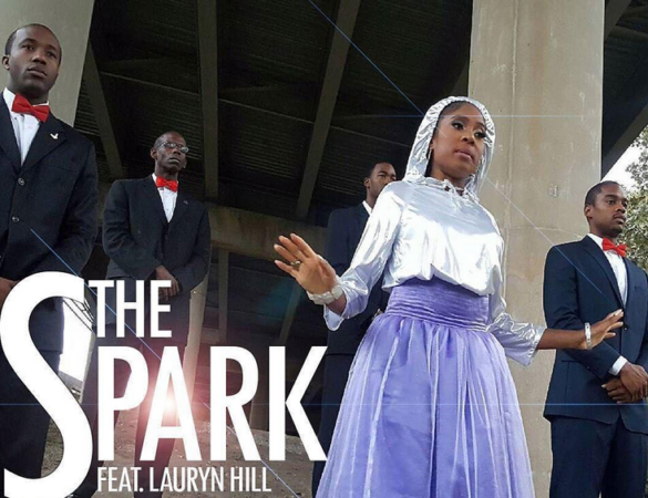 NEW VIDEO:: Akilah Nehanda- The Spark ft. Lauryn Hill