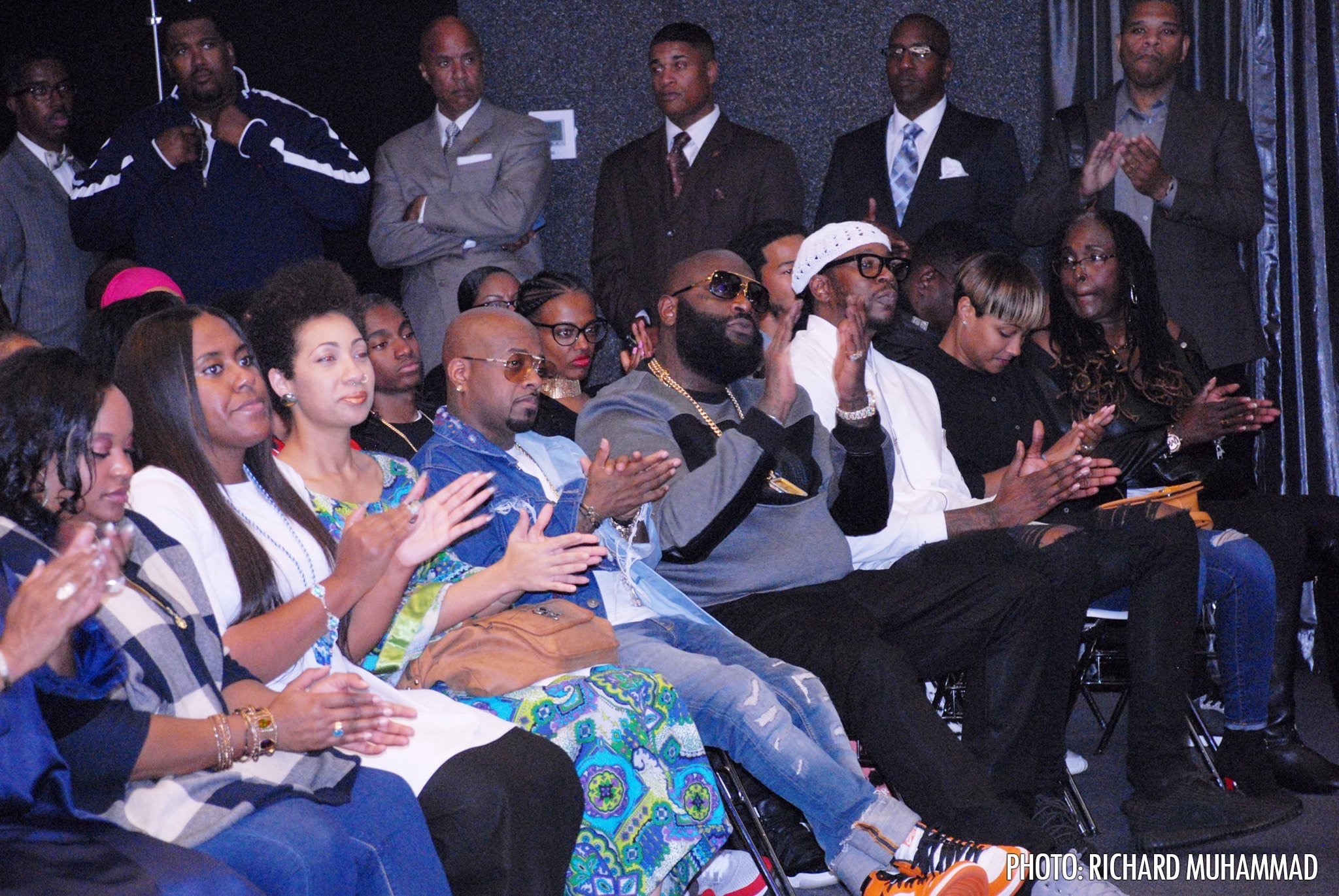 'Use Your Gifts to Spark A Cultural Revolution' Min. Farrakhan Tells Artists, Entertainers