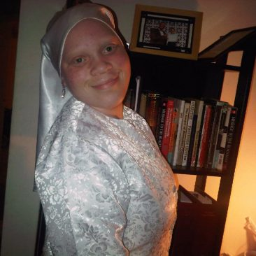 The Blessing & Struggle of Becoming A Confident Albino: The Exclusive w/ Qiyamah Muhammad
