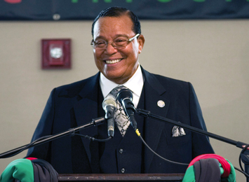 Farrakhan electrifies State of the Black World conference