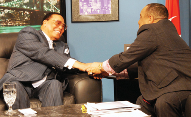 Farrakhan: The most consistent Black man you know