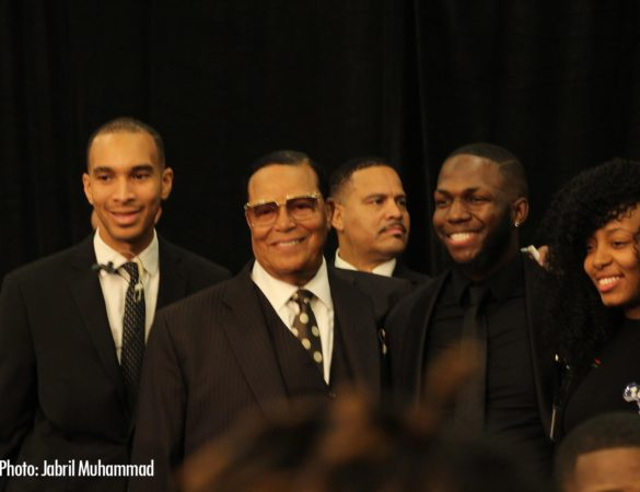 Farrakhan Speaks: African Black Coalition Conference 2017