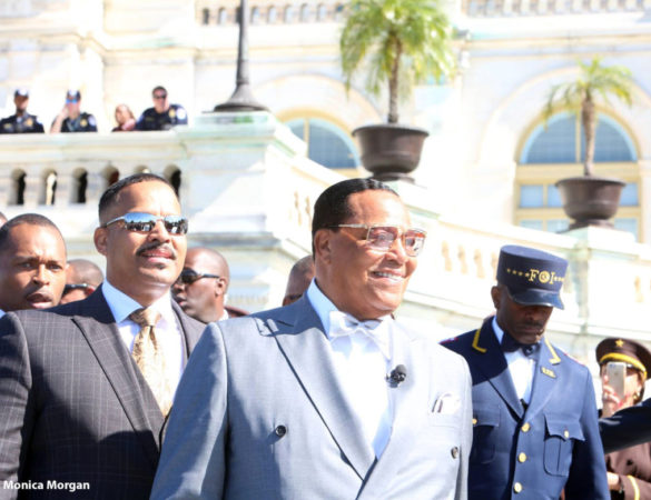 The Misunderstanding of Minister Louis Farrakhan & the Nation of Islam