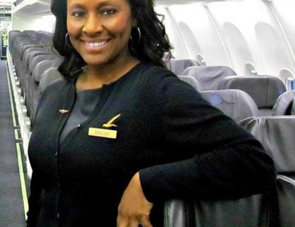 Black Flight Attendant Saves Young Girl from Sex Trafficking
