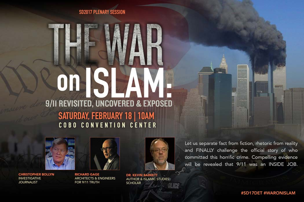 Saviours' Day Plenary Session: The War On Islam – 9/11 Revsited, Uncovered & Exposed
