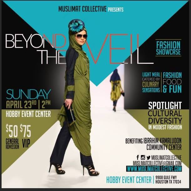 ::Fashion Event:: Beyond The Veil: The Exclusive with Salimah Shaheed