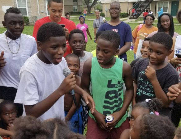"VIDEO: More Testimonies from ""Make Our Community A Decent Place To Live"" Day In Houston"