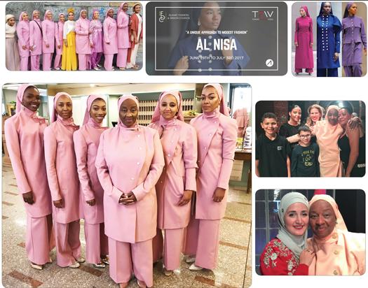 Muslim Designer Wins Prestigious Awards at Torino Fashion Week