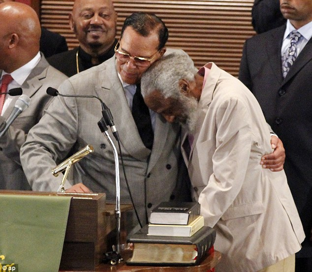 Minister Louis Farrakhan Remembers the Life of Dick Gregory