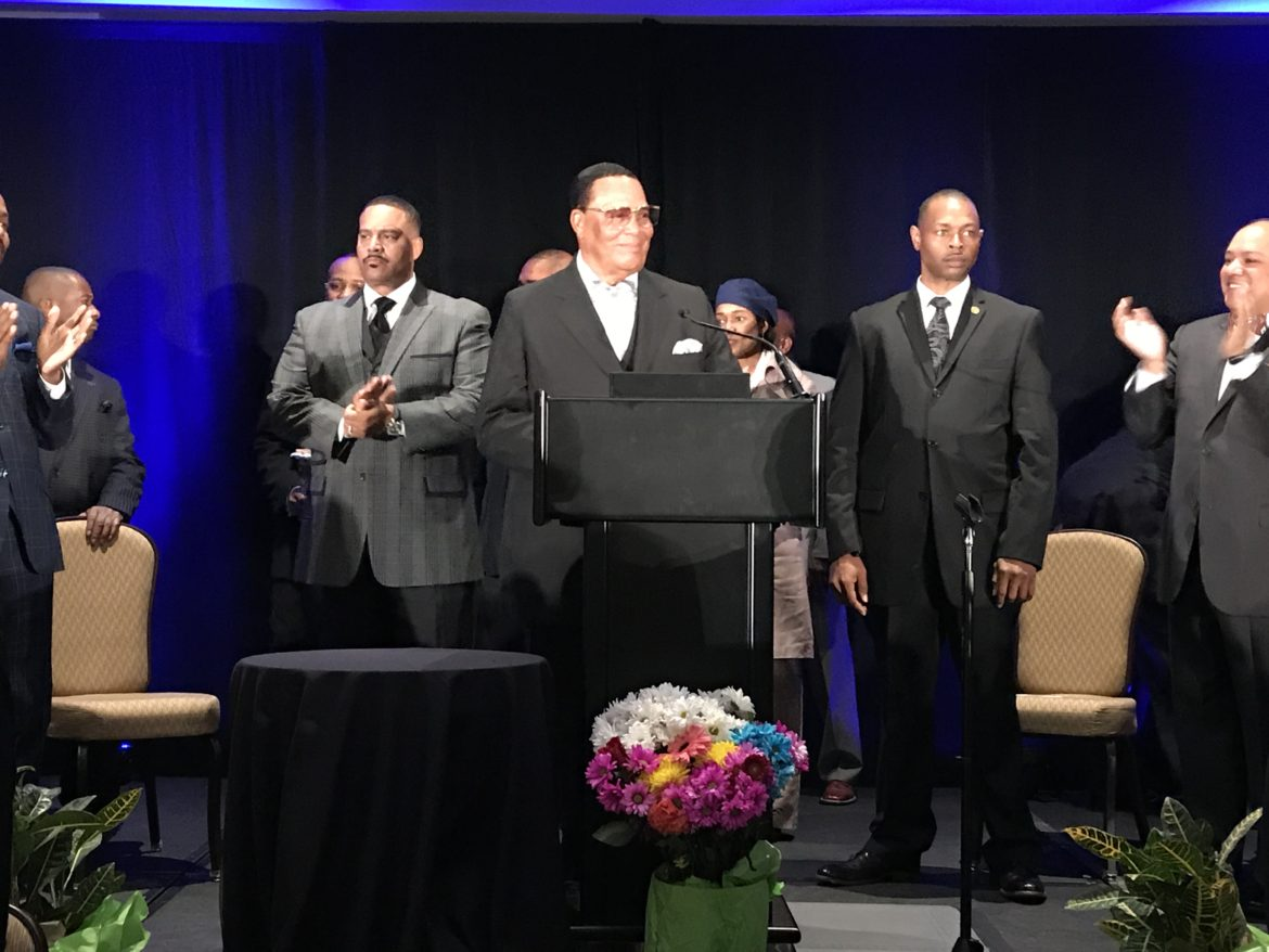 Minister Farrakhan delivers keynote address for Family Summit & Conference In Atlanta