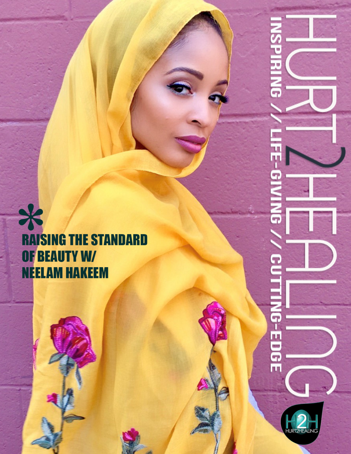 Raising the Standard of Beauty: The Exclusive with Neelam Hakeem