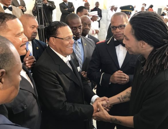 "FARRAKHAN SPEAKS: ""Seek Refuge In Allah"" (Full Replay)"