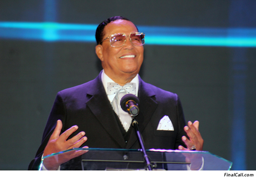 Minister Farrakhan delivers moving tribute to 'a diamond' among men