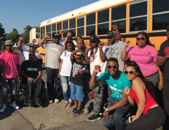 ::VIDEO + PHOTOS:: Hip Hop Healing After Harvey, Relief Efforts