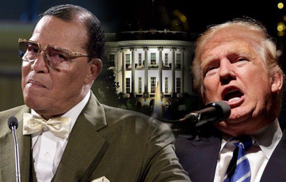 Minister Louis Farrakhan to warn and expose the plans of President Donald Trump in D.C.