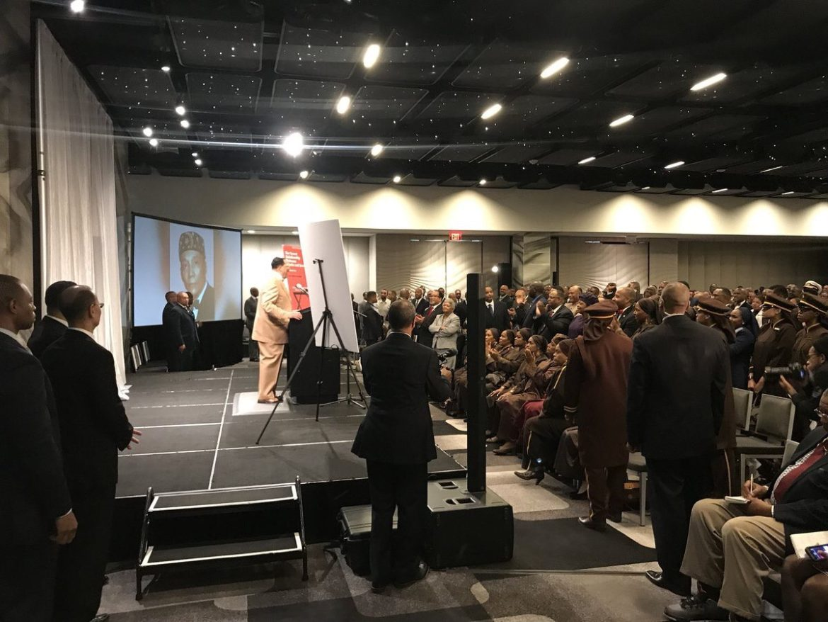 ICYMI:: Watch the Full Replay of The Honorable Minister Louis Farrakhan's Washington, D.C. Press Conference #WarningToTrump