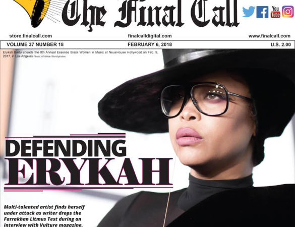 Leave Erykah Badu Alone!