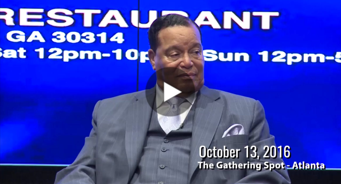 VIDEO:: For those wondering why the Honorable Minister Louis Farrakhan chose not to release the now controversial 2005 photo