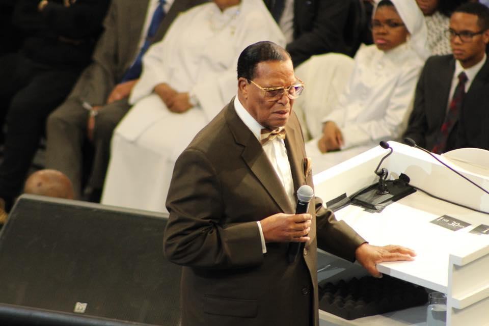 Minister Louis Farrakhan talks about Jewish hatred of Jesus, Barack Obama and Michelle Obama