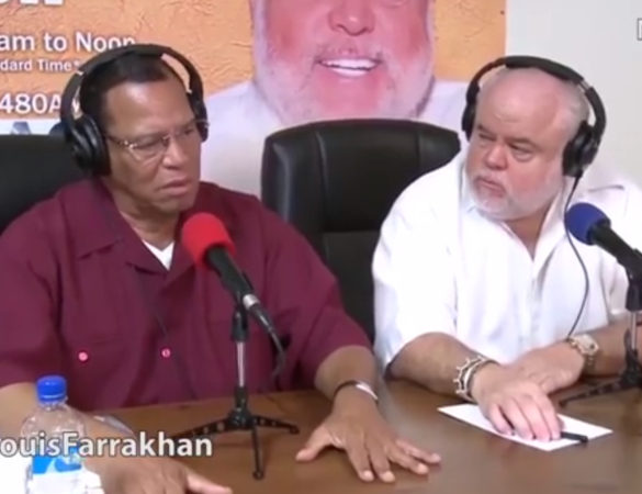 VIDEO:: In this 2013 radio interview on the Rock Newman Show, Farrakhan called for a national and international public showdown with the Southern Poverty Law Center, the Anti-Defamation League